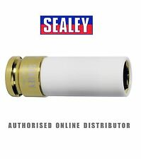 "Sealey Impact roue en alliage Socket 19mm 1/2 ""sq drive chrome molybdène sx03019"
