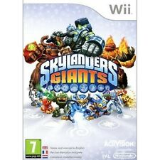 Skylanders Giants - Wii Game (Game Only) New & Sealed