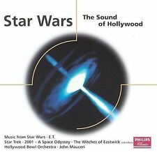 NEW - Star Wars: Sound of Hollywood by MAUCERI / HOLLYWOOD BOWL ORCH