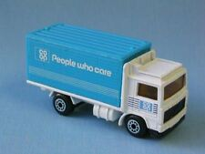 Matchbox Volvo Container Truck Co-op Promo Delivery Truck People Who Care