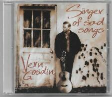 "VERN GOSDIN, ""SINGER OF SAD SONGS"" NEW SEALED"