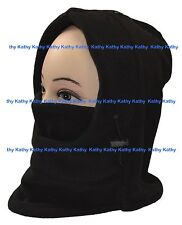 New Black Thermal Balaclava Hood Swat Outdoor Sports Windproof Face Mask Hat USA