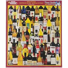 Wine Bottles 1000 piece jigsaw puzzle   760mm x 610mm   (wmp)