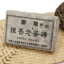 250g More Than 20 Years Old Tea Chinese Yunnan Puer Loose Tea Puerh Brick Ripe