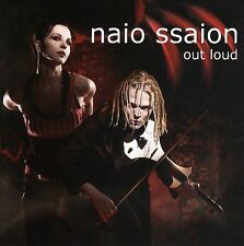 NAIO SSAION - Out Loud (CD) NEW SEALED