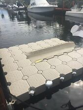 Candock Deluxe Jet Ski / PWC drive-on floating dock