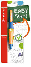 STABILO EASY START EASYERGO BLEISTIFT ORANGE-BLAU 1,4MM HB LINKSHÄNDER