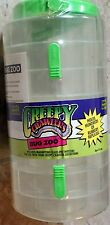 Creepy Crawlers Bug Zoo Holder for 100's with Magnifying Glass NEW Sealed 1993