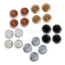 20pcs different color Speed GUITAR CONTROL KNOBS for Gibson Les Paul Replacement