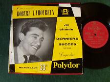 """ROBERT LAMOUREUX récital no 1 - 1ère série 10"""" 25 cm LP 33T 1953 POLYDOR 530.006"""