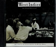 WEST INDIES - AN ISLAND CARNIVAL - MERENGUE/MASOUC/TASSA/REEL - MINT CD