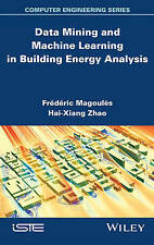 Data Mining and Machine Learning in Building Energy Analysis, Fréd&#3