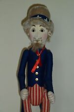 Steiff Uncle Sam Limited Edition Felt Doll