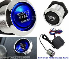 UNIVERSAL ILLUMINATED PUSH BUTTON  START CLASSIC  CAR KIT OR RALLY CAR