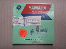 Yamaha IT400 C 76 YZ400 76-78 piston ring set STD size 510-11601-03 genuine NOS