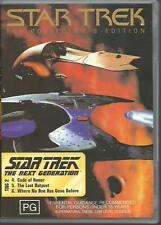 Star Trek Next Generation Collector's Edition (DVD), Disc 2, Episodes 4 5 6, New