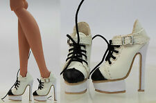 """High Doll Shoes for 13"""" color Infusion Jem Fashion Royalty Tropicalia 1FR2-02"""