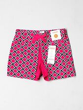 New Gymboree Cape Cod Cutie Pink Navy Blue Skort Size 5