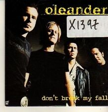 (CP271) Oleander, Don't Break My Fall - 2003 DJ CD