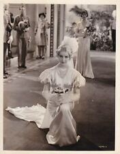 ANITA LOUISE Beautiful Original Vintage 1933 OURS BETTERS RKO Portrait Photo