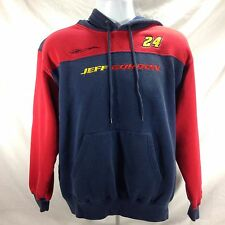 Chase Authentics Graphics Jeff Gordon 24 Hooded Sweat Shirt M Medium Hoodie