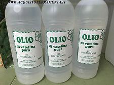 3 X Olio di Vaselina Pura LT 1