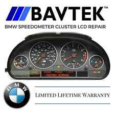 BMW SPEEDOMETER INSTRUMENT CLUSTER LCD DISPLAY DEAD PIXEL REPAIR E38 E39 E53 X5