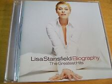 STANSFIELD LISA BIOGRAPHY THE GREATEST HITS  CD SIGILLATO