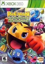 Pac-Man and the Ghostly Adventures 2 SEALED Microsoft Xbox 360 GAME