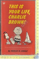 This is Your Life Charlie Brown - Charles M. Schultz - 2nd Edition - 1969