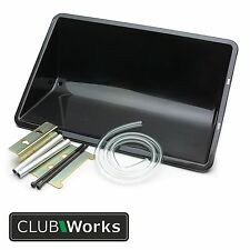 Golf club re-gripping Solvent Catch Pan kit