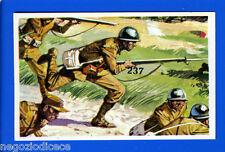 BATTAGLIE STORICHE -Ed. Cox- Figurina/Sticker n. 237 - FUCILIERE GIAPPONESE -New