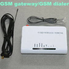 New GSM 900MHz/1800MHz Fixed Wireless Terminal  Alarm System