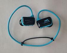 Sony Walkman 4GB Waterproof Sports MP3 Player NWZW273 BLUE - SOLD-AS-IS