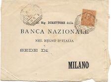 P7690   Trapani, annullo nominale a sbarre 1892