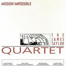 Taylor, James Quartet: Mission Impossible  Audio Cassette