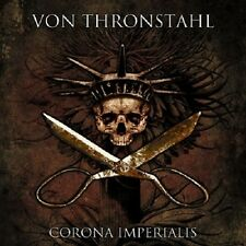 VON THRONSTAHL - CORONA IMPERIALIS CD NEW!  Death in June Triarii Der Blutharsch