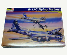 Revell Monogram WWII USAAF Boeing B17-G Flying Fortress bomber model kit 1/48