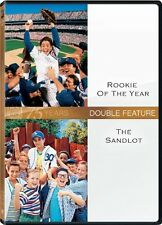Rookie of the Year/The Sandlot [Fox 75th Anniversary] [2 Discs (2010, DVD NIEUW)