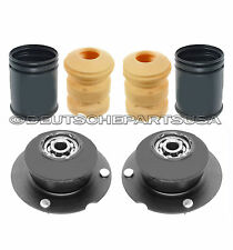 FRONT STRUT SHOCK MOUNT MOUNTING BEARING BUMP STOP KIT 6 Pc for BMW E30 E24 E28