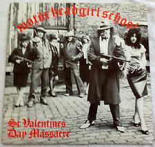 MOTORHEAD-45RPM SINGLE RECORD - ST VALENTINES DAY MASSACRE /GIRLSCHOOL