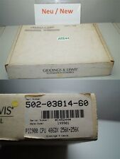 Giddings & Lewis PiC900 cpu 486dx 256k-256k 502-03814-60
