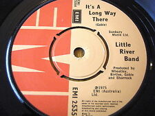 """LITTLE RIVER BAND - IT'S A LONG WAY THERE  7"""" VINYL"""