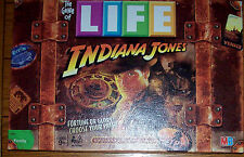 Game of Life Indiana Jones Collector's Edition Complete Very Nice MB Hasbro 2008