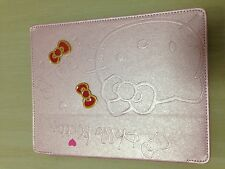 Brand New Apple iPad 2nd gen HELLO KITTY Cover (PINK Shiny)