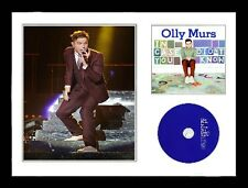 Olly Murs / Limited Edition / Framed / Photo & CD Presentation