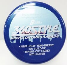 SCURL 360 STYLE WAVE CONTROL POMADE 3oz FIRM HOLD NON GREASY NO BUILD UP