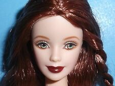 *NUDE*CLASSIC IRISH BEAUTY*ETHEREAL*SUPER LONG REDHEAD*BARBIE*FREE SHIPPING*