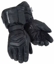 Tour Master Synergy 2.0 Electrically Heated Leather Gloves Black Large