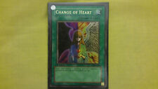 YuGiOh Cards Change Of Heart MRD-060 (Ultra Rare 1st Edition Holo)